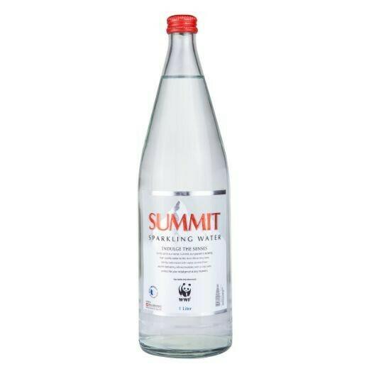 SUMMIT SPARKLING water 1000ml