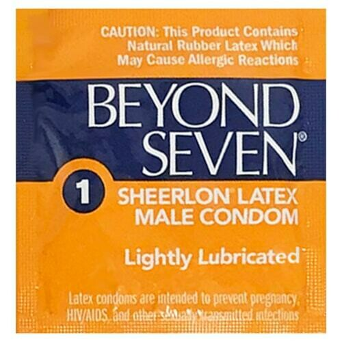 Okamoto BEYOND SEVEN Condoms