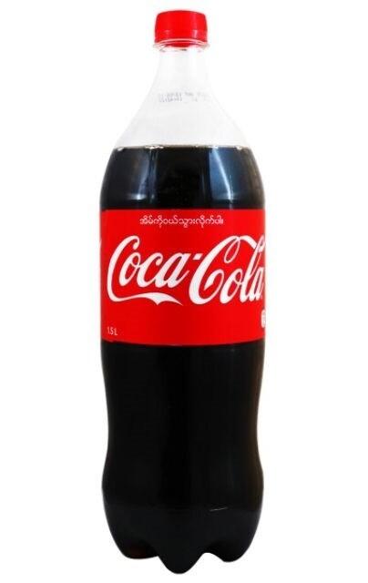 Coca Cola 1.5 Liter
