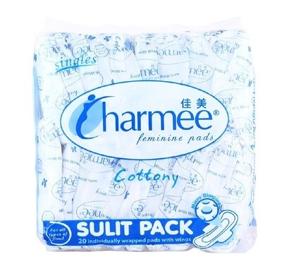 Charmee Sulit Pack with wings 20 pcs