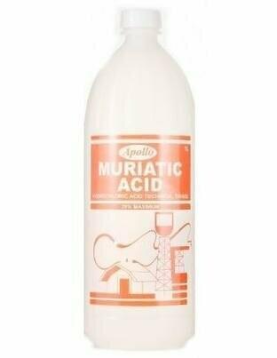 Apollo MURIATIC ACID 1 Liter