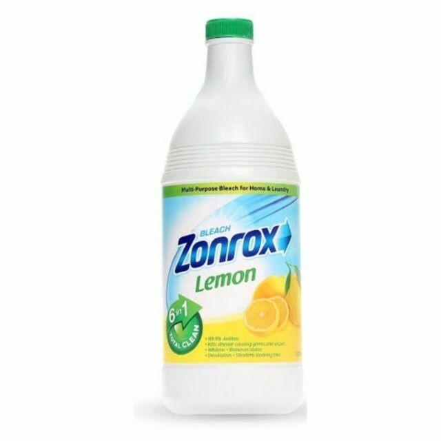 Zonrox Bleach LEMON 1 Liter