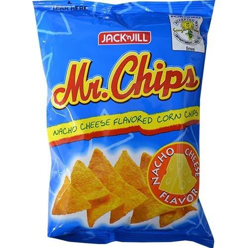 Mr. Chips NACHO CHEESE 100g