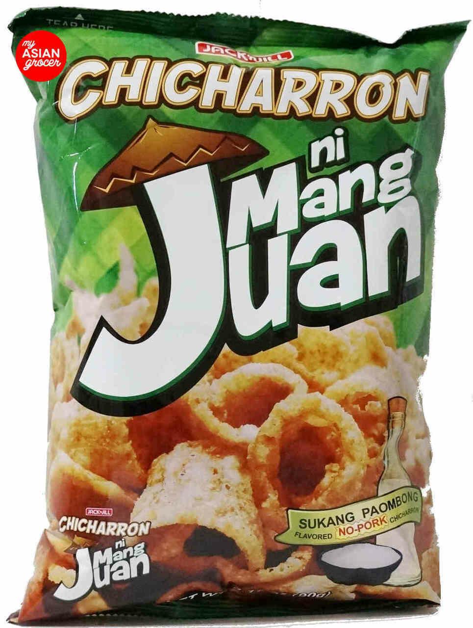Chicharron NI MANG JUAN PAOMBONG 90g