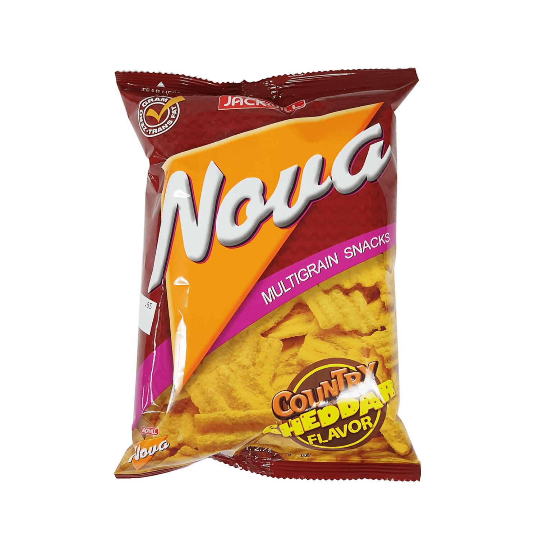 Nova Multigrain Snacks COUNTRY CHEDDAR 78g