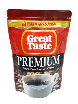 Great Taste PREMIUM Instant Coffee 100g