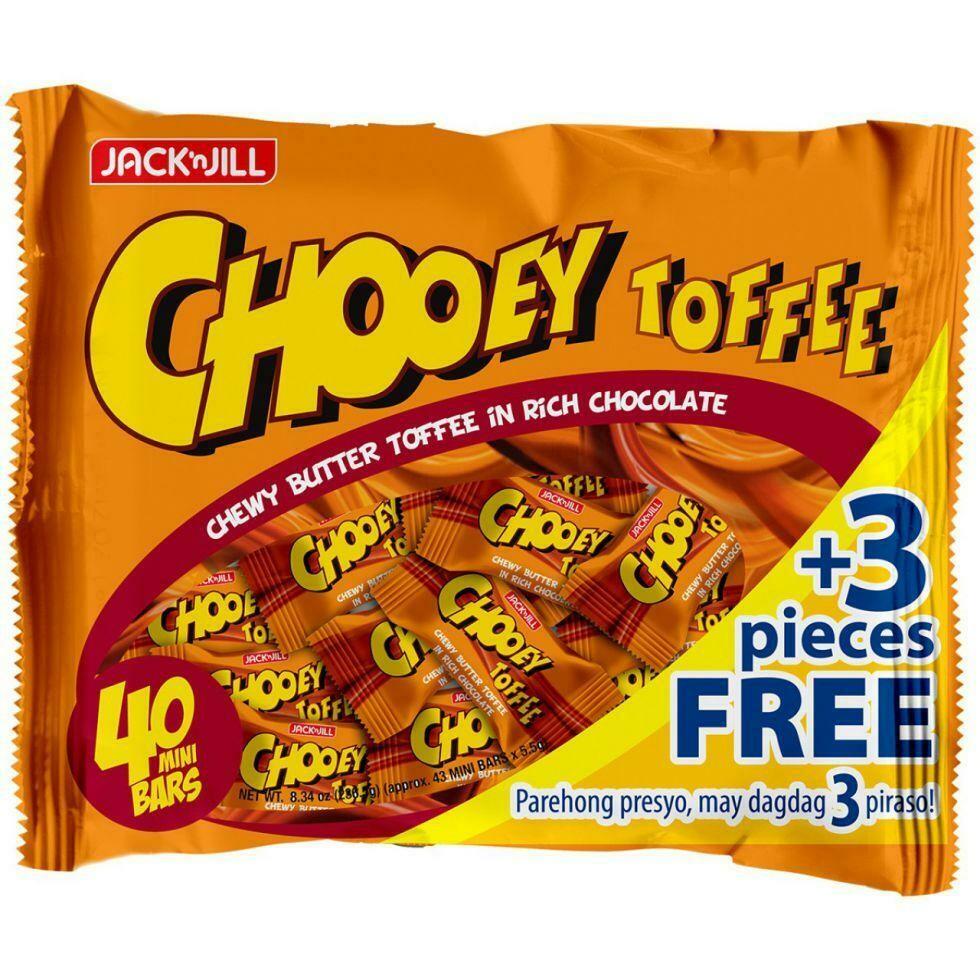 Chooey TOFFEE 40 pcs