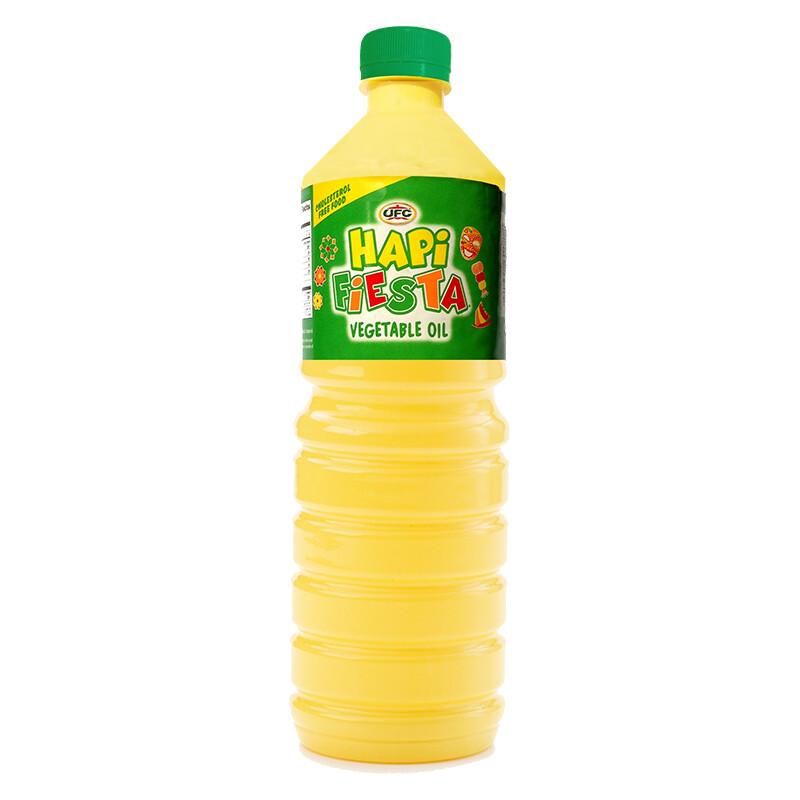 UFC Hapi Fiesta Vegetable Oil 1 Liter