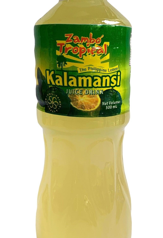 Zambo Tropical KALAMANSI Juice Drink 350ml