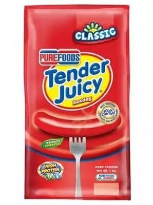 Tender Juicy Hotdog REGULAR 1kg