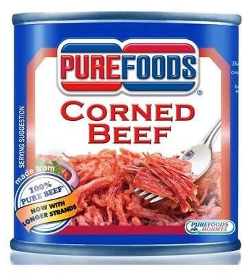 Pure Foods CORNED BEEF 380g