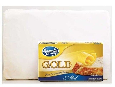 Magnolia GOLD BUTTER SALTED 5kg