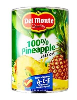 Del Monte 100% Pine Juice with Vitamin ACE 46oz (1.3L)