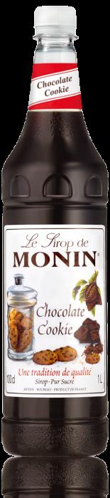 Monin CHOCOLATE COOKIE Syrup 1 Liter