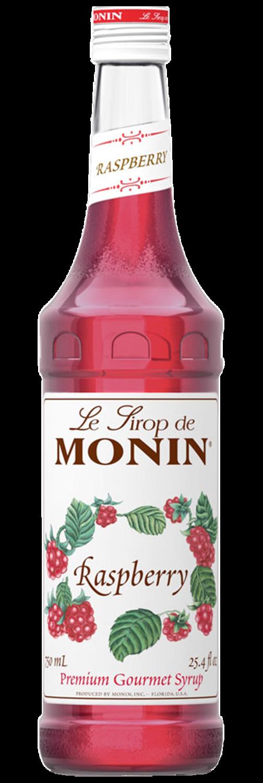 Monin RASPBERRY Syrup 1 Liter
