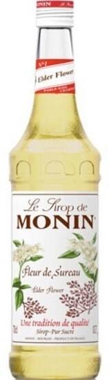 Monin ELDERFLOWER Syrup 700ml