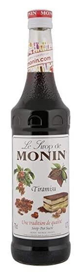Monin TIRAMISU Syrup 700ml