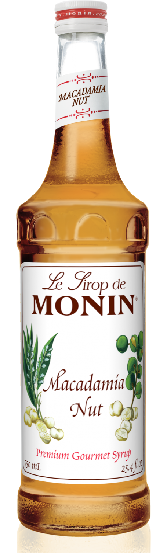 Monin MACADAMIA NUT Syrup 700ml