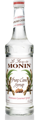 Monin PURE CANE SUGAR Syrup 700ml