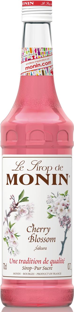 Monin CHERRY BLOSSOM Syrup 700ml