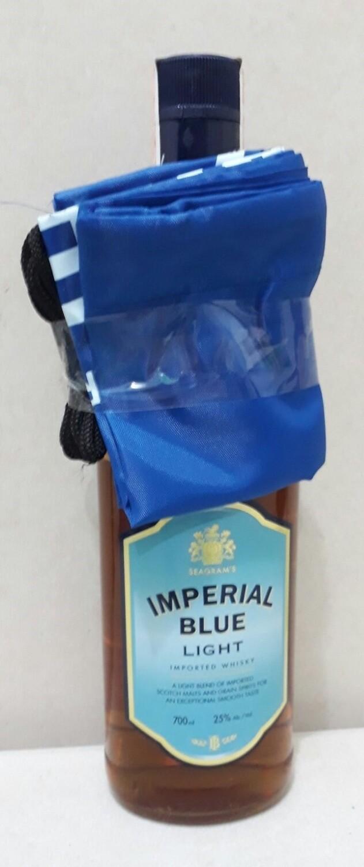 SPECIAL OFFER: FREE Stringbag + Imperial Blue Light Whiskey 700ml (25%)