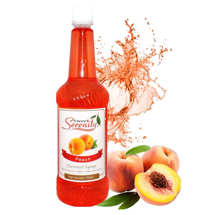 PEACH Syrup 750ml