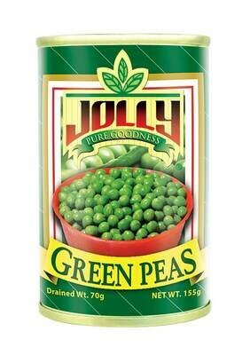 Jolly Green Peas 425g