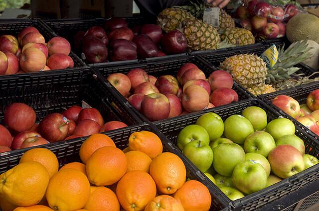 Order Fresh Fruits (TRIAL)