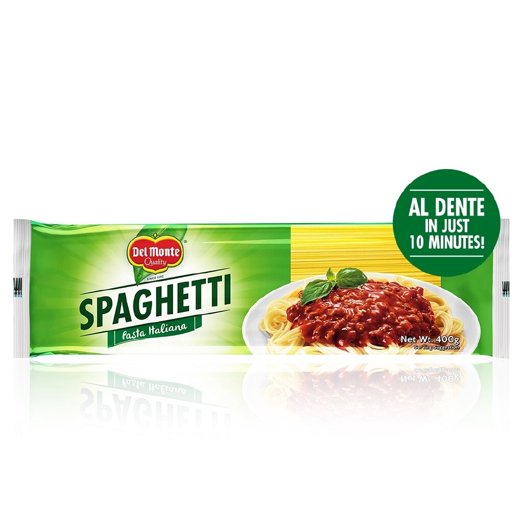 Del Monte SPAGHETTI Pasta Italiano 400g