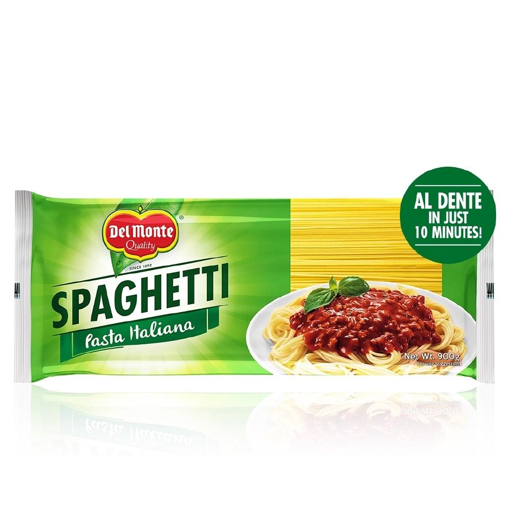 Del Monte SPAGHETTI Pasta Italiano 900g