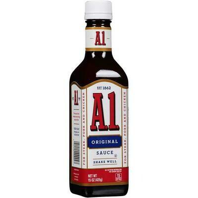 A1 ORIGINAL Sauce 15 oz (425g) - steak sauce
