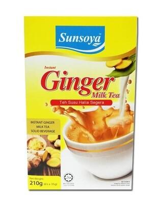 GINGER MILK TEA 6 x 35g (210g)