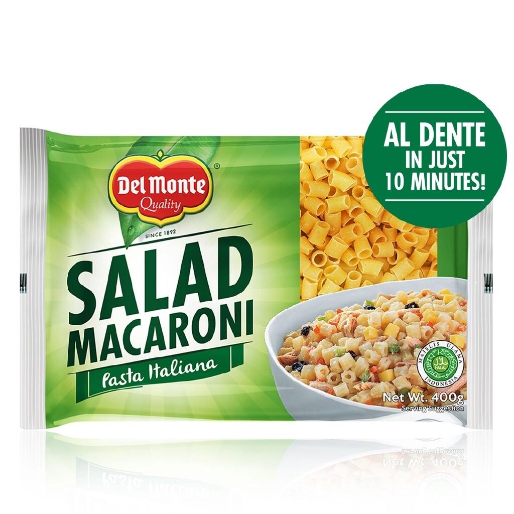 Del Monte SALAD MACARONI Pasta Italiano 400g