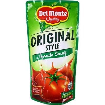 Del Monte TOMATO SAUCE Original Style 250g