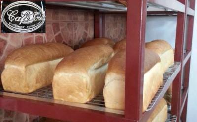 Cafe Ole WHITE LOAF Bread - ORDER BASIS