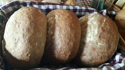 Cafe Ole DARK RYE Bread - ORDER BASIS