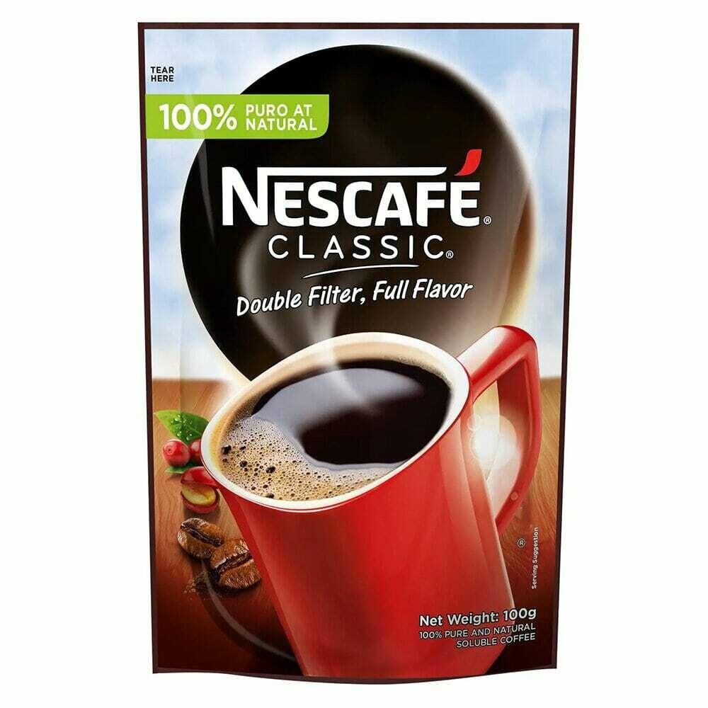 Nestlé CLASSIC INSTANT COFFEE 100g