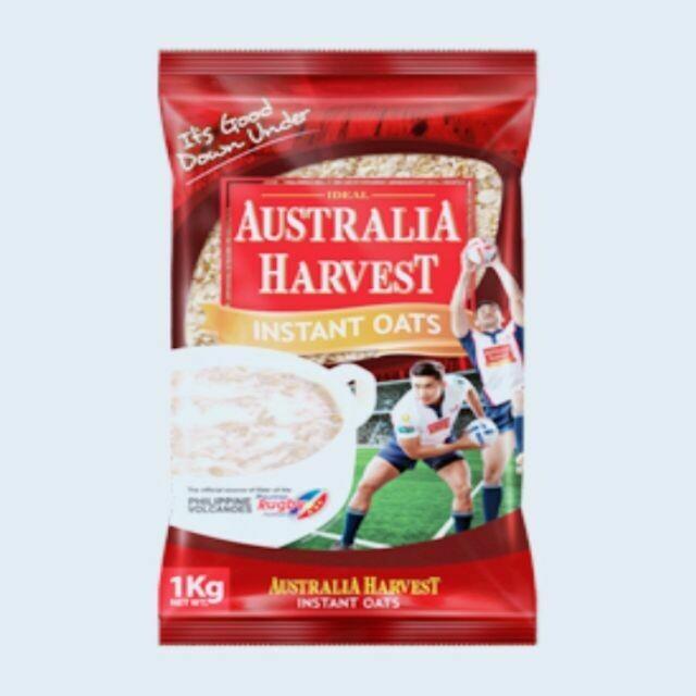 Australia Harvest INSTANT OATS 1kg