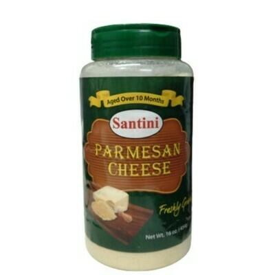 Santini PARMESAN CHEESE 16oz (454g)