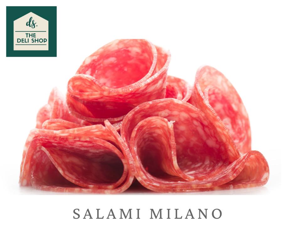Deli Shop SALAMI MILANO Meat 200 grams
