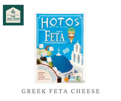 Deli Shop GREEK FETA CHEESE 200 grams