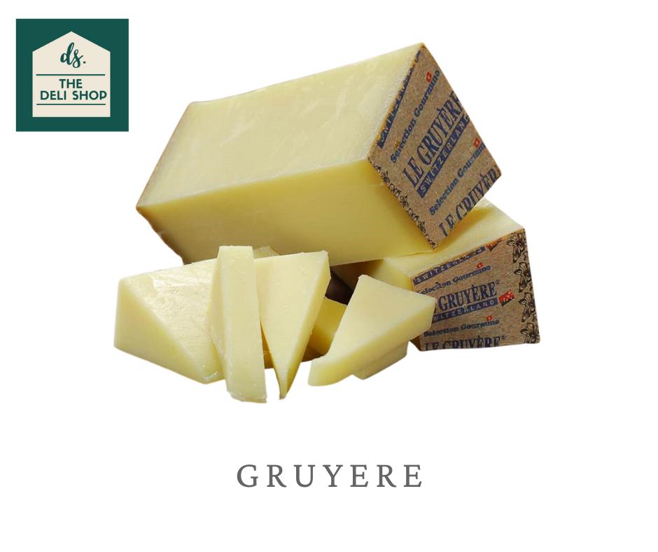 Deli Shop GRUYERE SVIZZERO Cheese 200 grams