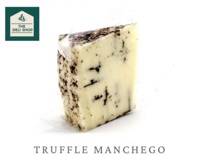 Deli Shop TRUFFLE MANCHEGO Cheese 200 grams