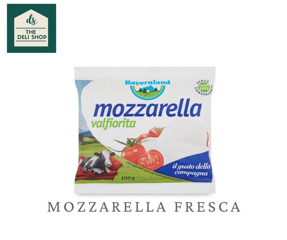 Deli Shop MOZZARELLA FRESCA Cheese 200 grams