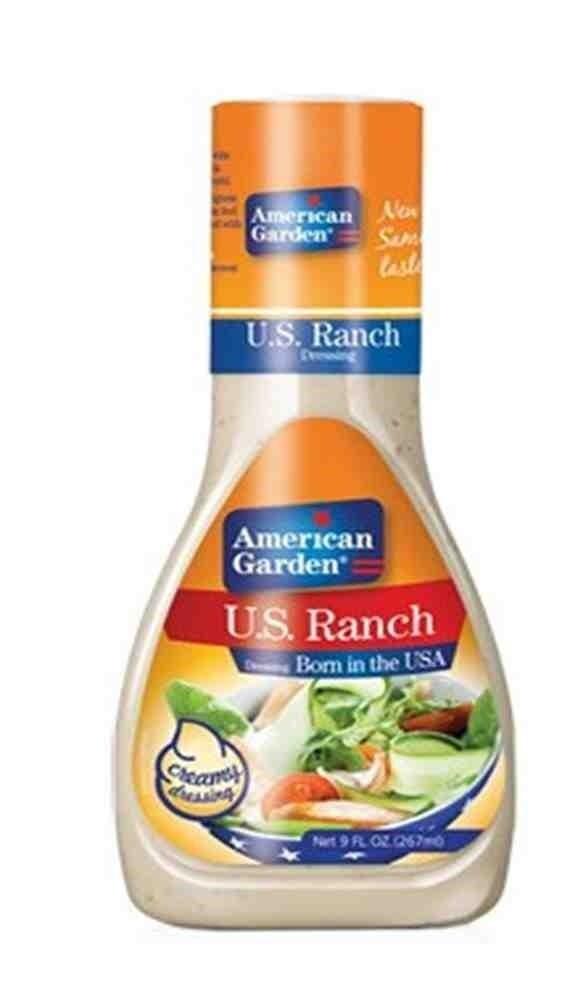 American Garden RANCH Dressing 267ml