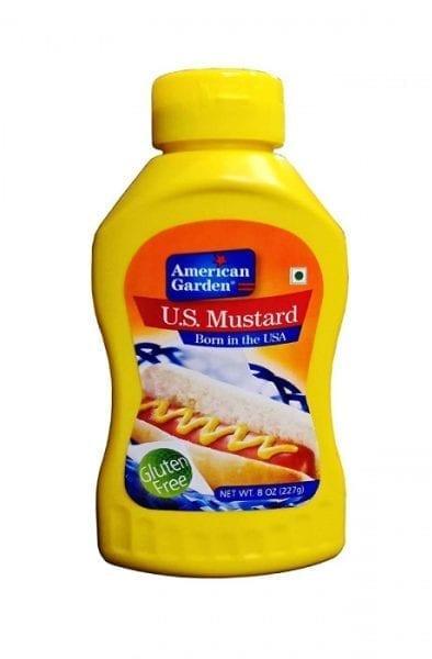 American Garden U.S. MUSTARD 227g