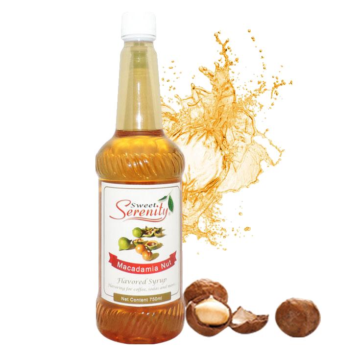 MACADAMIA Syrup 750ml
