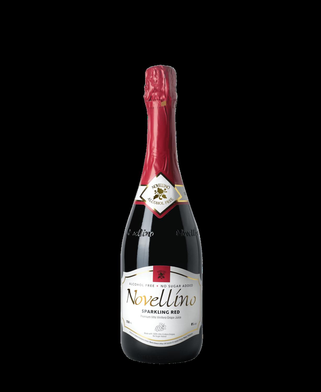 Novellino Sparkling Red Non Alcoholic 750ml