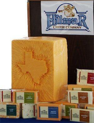Hilmar CHEDDAR Cheese 2kg from USA