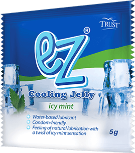 EZ Cooling Jelly Icy Mint 5g